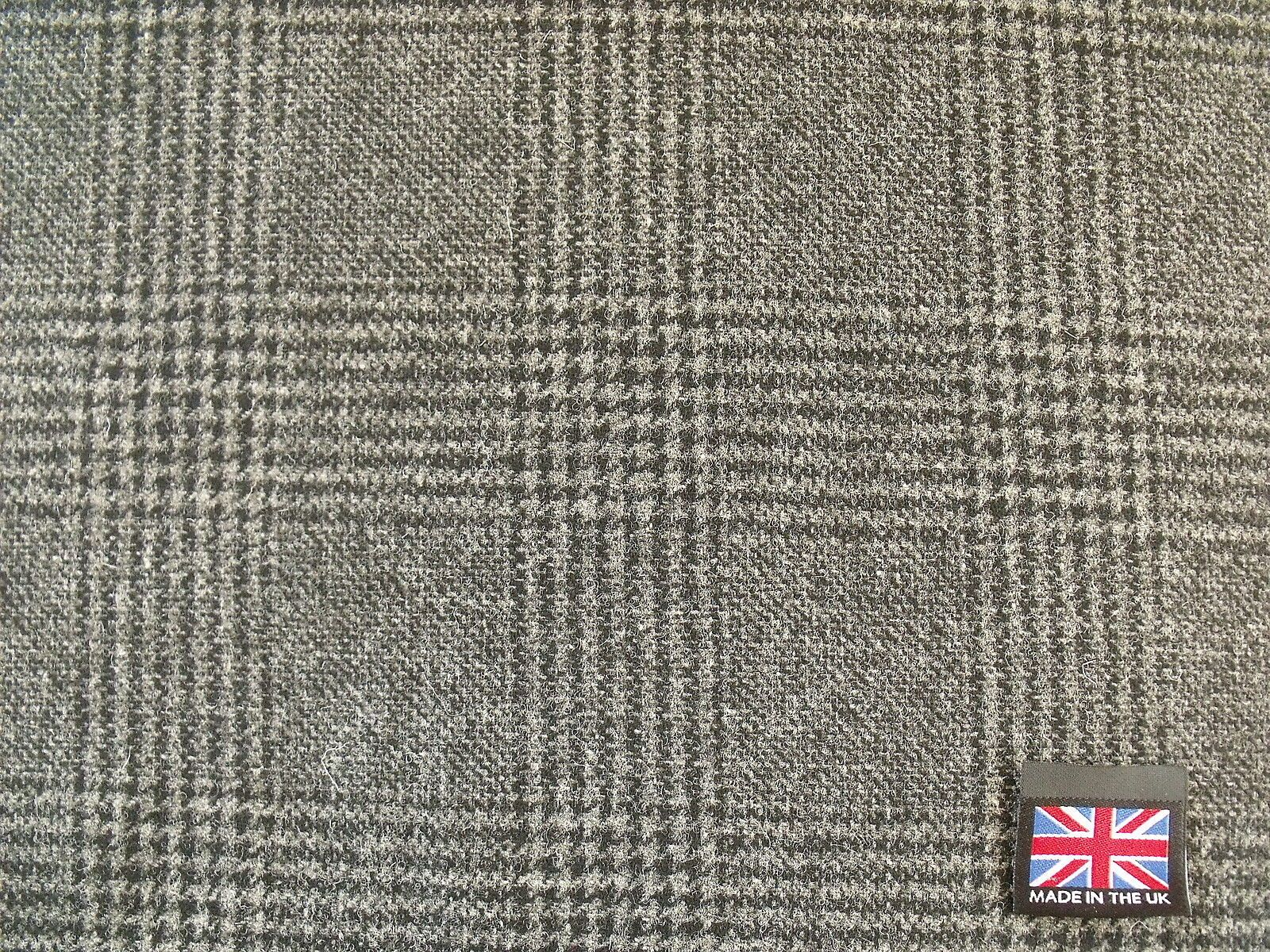 tweed glen check design fabric hff1003. Black Bedroom Furniture Sets. Home Design Ideas